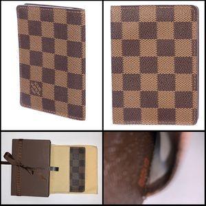 Authentic Louis Vuitton Wallet, Card Holder EUC